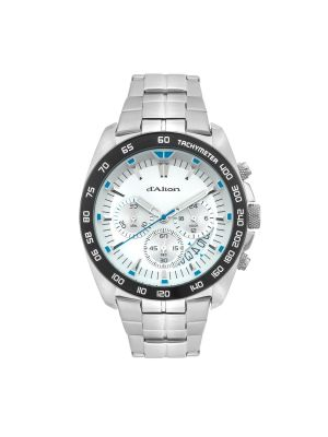 Gents Dalton stainless steel chronograph watch
