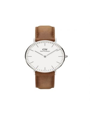 Daniel Wellington Classic Durham silver watch