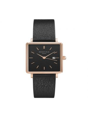 Rosefield The Boxy Black Rosegold