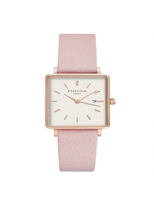 Rosefield The Boxy White Pink Rosegold