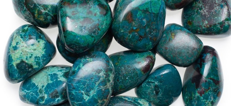 December's birthstone  is the intense blue Turquoise stone