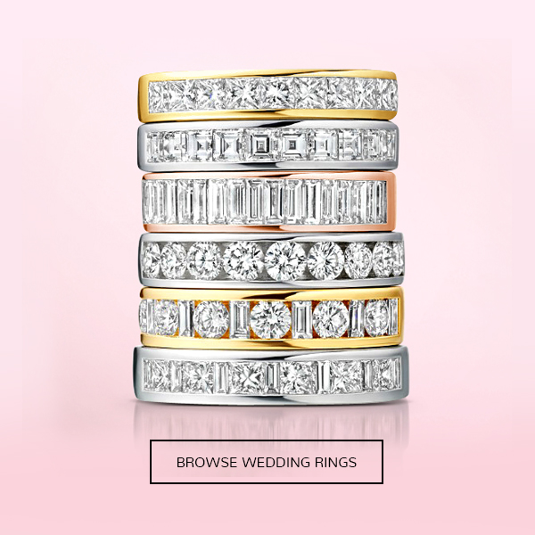 Our range of Wedding Rings