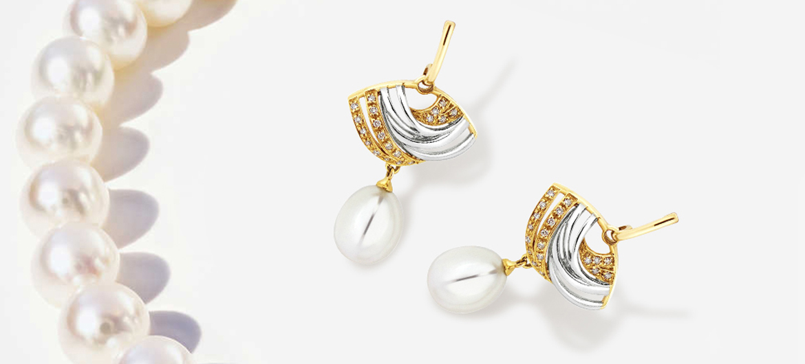 Our Love of Pearl Jewellery